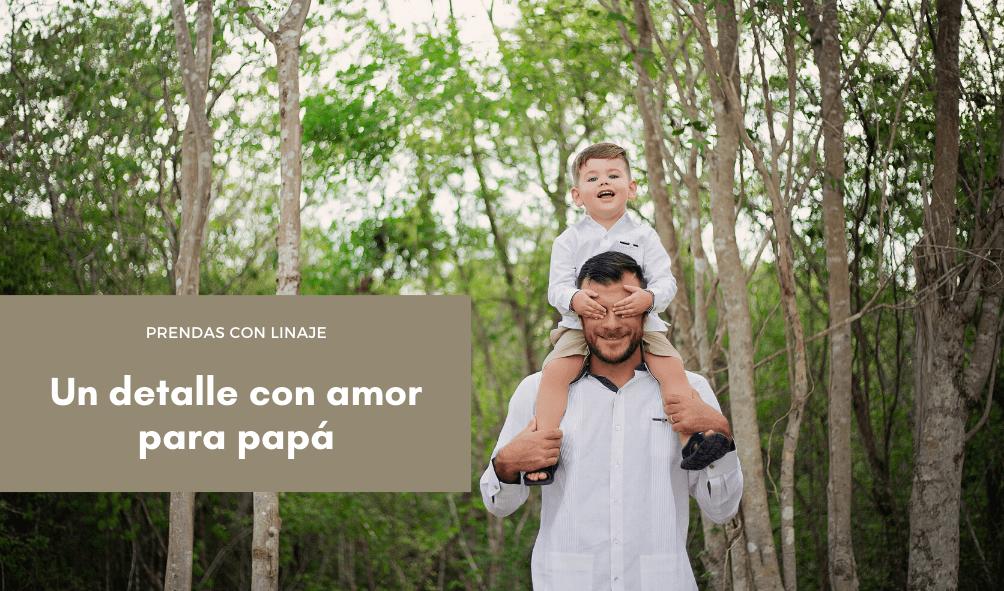 Junio 2020 - Día del padre